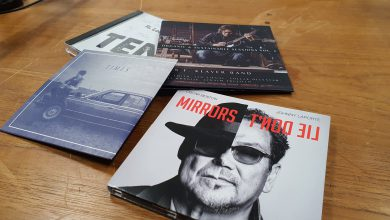 Photo of CD-reviews in Bluesworld Studio