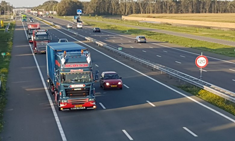 Photo of Maximumsnelheid in Nederland vanaf maandag naar 100 km/u