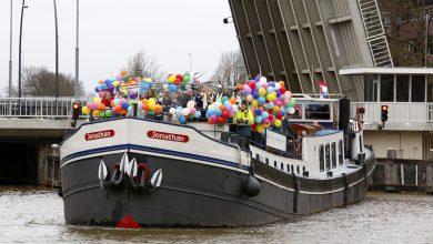 Photo of In beeld: Prins Willem 1 van Bourgondië aangekomen te Sassendonk!