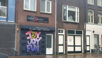 Photo of Overval op sexshop