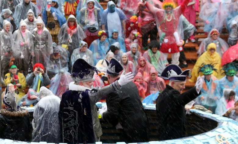 Photo of Weinig feest tijdens carnaval 2021