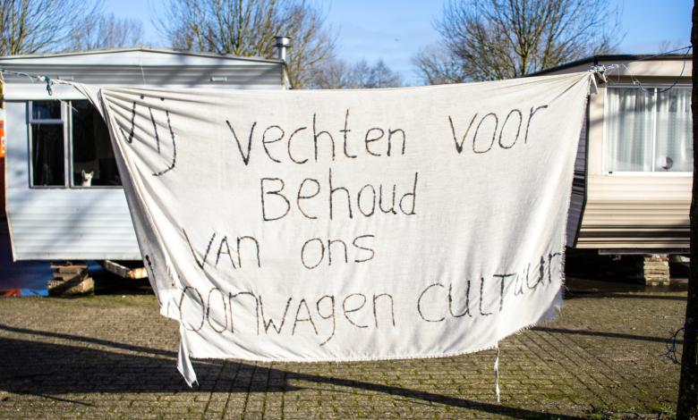 Photo of Vier nieuwe plekken voor woonwagens in Breezicht Noord