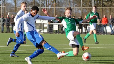 Photo of In beeld: HTC – SC Rouveen 1 – 1