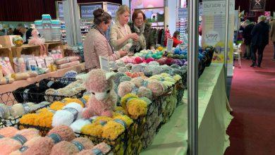 Photo of Creatieve inspiratie voor textiele hobby's op Handwerkbeurs in Zwolle