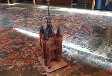 Photo of De Sassenpoort, een hele puzzel!