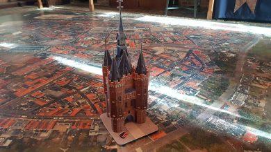 Photo of De Sassenpoort, een hele puzzel!