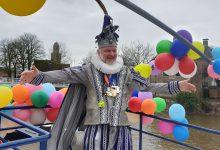 Photo of Prins Willem 1 van Bourgondië aangekomen te Sassendonk!