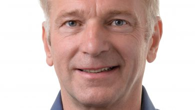 Photo of Henk Laarman nieuwe directeur waterlaboratorium Aqualysis