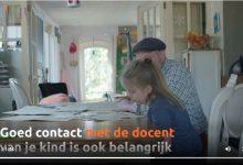 Photo of Zwollenaar Roy van Veen op AVROTROS met tips over thuisonderwijs