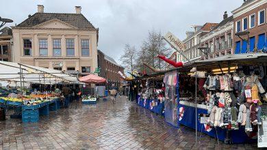 Photo of Audio – De Zwolse warenmarkt gaat gewoon door, dagjesmensen en toeristen blijven weg