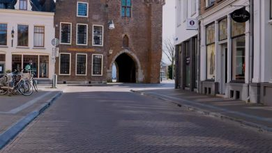 Photo of Zwollenaren brengen ode aan de stad in video van verlaten straten