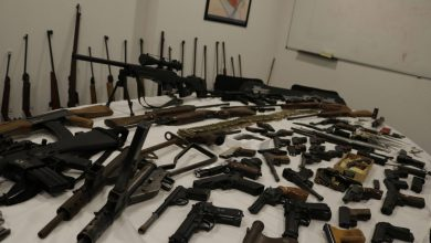 Photo of Ruim 400 wapens van de straat; 182 vuurwapen, 165 steekwapens
