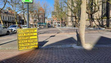 Photo of Grote Kerkplein tijdelijk open voor 'kort parkeren'