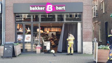 Photo of Rookontwikkeling bij Bakker Bart in de Diezerstraat