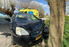 Photo of Ongeval Kleine Veerweg buitengebied Zwolle-Zuid