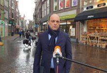 """Photo of Burgemeester Peter Snijders: """"Houd de moed erin. Samen gaan we hier doorheen komen."""""""