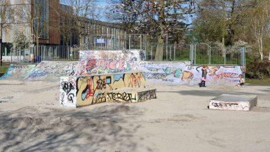 Photo of Skatebaan Park de Wezenlanden afgesloten op last van de gemeent