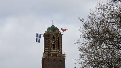 Photo of Klokken luiden boven Zwolle voor 75 jaar bevrijding