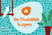 Photo of De ThuisBieb is open!