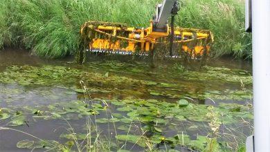 Photo of Waterschap maait enkele watergangen eerder voor betere wateraanvoer