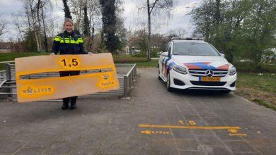 Photo of Boetebedrag in anderhalvemeterzaken naar 95 euro