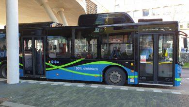 Photo of Testrijden met elektrische bussen in Zwolle