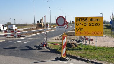 Photo of Doorgangsweg vanaf Hessenpoort naar Nieuwleusen maand langer dicht door aanleg nieuwe rotonde