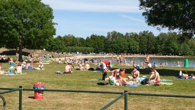 Photo of Dit weekend strengere controles op anderhalve meter bij horeca en recreatiegebieden