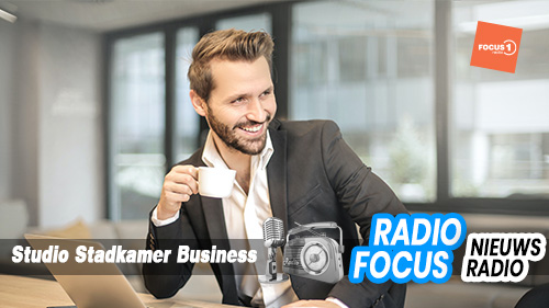 Photo of Studio Stadkamer Business met Jeroen van Doornik – 2021-02-18