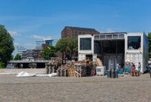 Photo of Stadsstrand vervangt strandstoelen door vaste banken