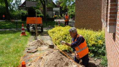 Photo of Grootste deel Zwolle nog dit jaar aangesloten op  snel internet