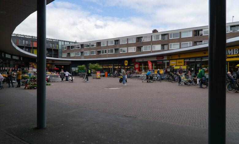 Photo of Winkelcentrum Holtenbroek wordt opgeknapt