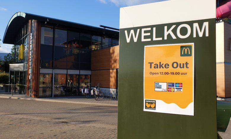 Photo of Naast McDrive nu ook TakeOut voor afhalers in Zwolle
