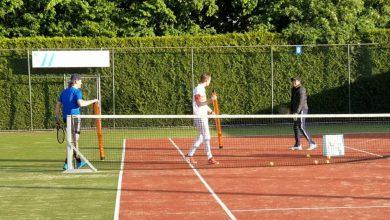 Photo of Volle banen bij Tennisclub T.C. Ittersum; buitensport voor volwassenen mag weer 'op afstand'