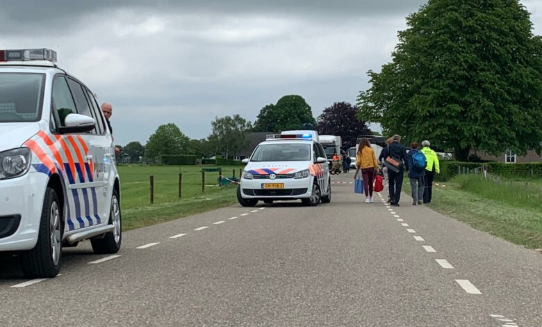 Photo of Treinverkeer tussen Zwolle en Olst gestremd in verband met aanrijding