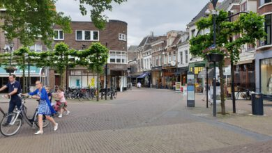 Photo of Stadspomp keert terug in Luttekestraat; gebied krijgt make-over