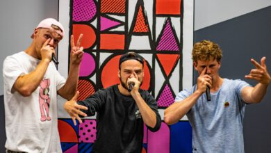 Photo of Enzo Knol krijgt les beatboxen in fonkelnieuwe Beatbox