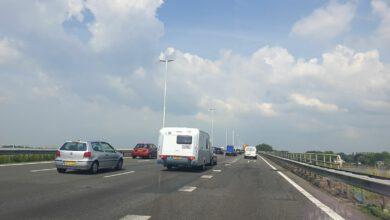 Photo of Nachtelijke afsluitingen A28 Amersfoort richting Zwolle vierde week september