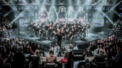 Photo of Koorbazen door naar de halve finale van het gloednieuwe tv-programma 'We Want More'