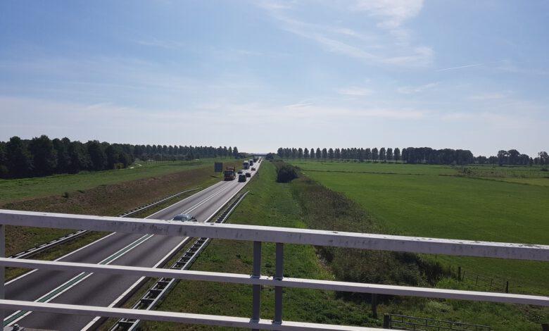 Photo of Nachtelijke afsluiting N50 tussen Kampen en knooppunt Emmeloord in beide richtingen