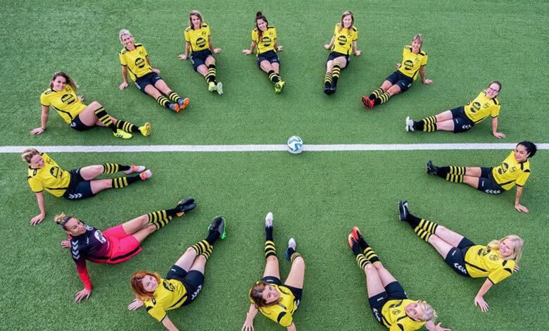 Photo of Damesteam SV Zwolle presenteert nieuw voetbaltenue