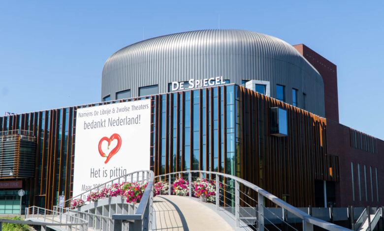 Photo of Ruim 74.000 euro voor Stichting Zwolse Theaters om theater coronaproof te maken
