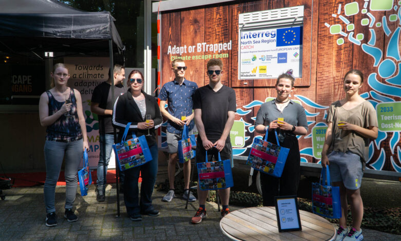 Photo of VIDEO – Onthulling 1e Mobiele Climate escaperoom