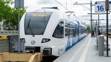 Photo of Vechtdallijn: vanaf zaterdag minder treinen tussen Zwolle en Dalfsen