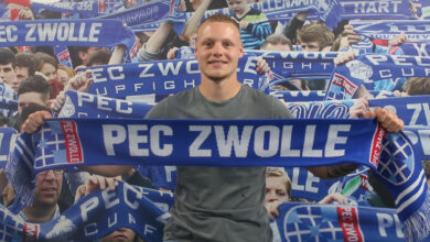 Photo of Doelman Joey Kesting naar PEC Zwolle