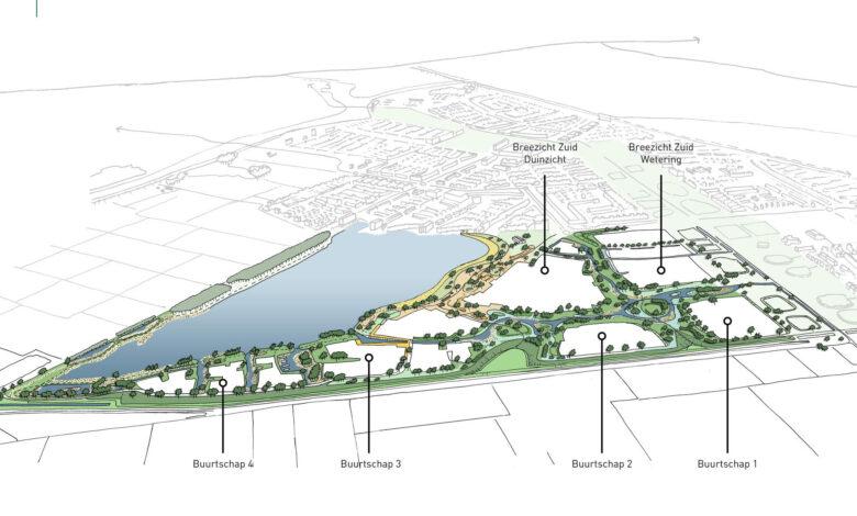 Photo of Breezicht Noord: uniek plan voor nieuwe woonbuurt in Stadshagen Zwolle