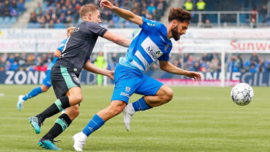 Photo of Destan Bajselmani beloond met contract PEC Zwolle