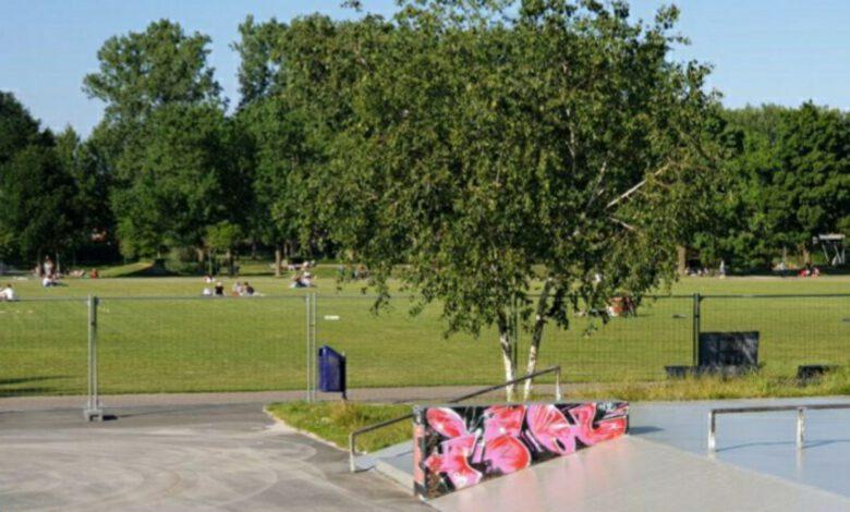 Photo of Ook 'Black Lives Matter' betoging in Wezenlandenpark in Zwolle