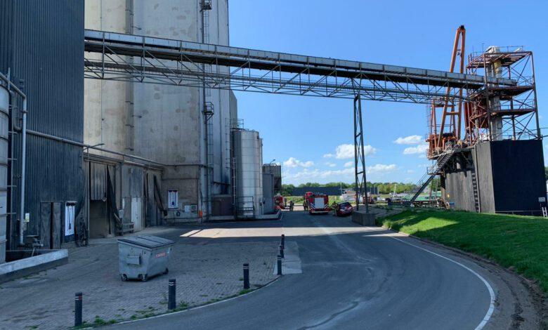 Photo of Brand bij For Farmers Botterweg snel geblust