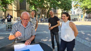 Photo of Pandeigenaren, banken, brouwerijen en gemeente solidair met Zwolse horeca